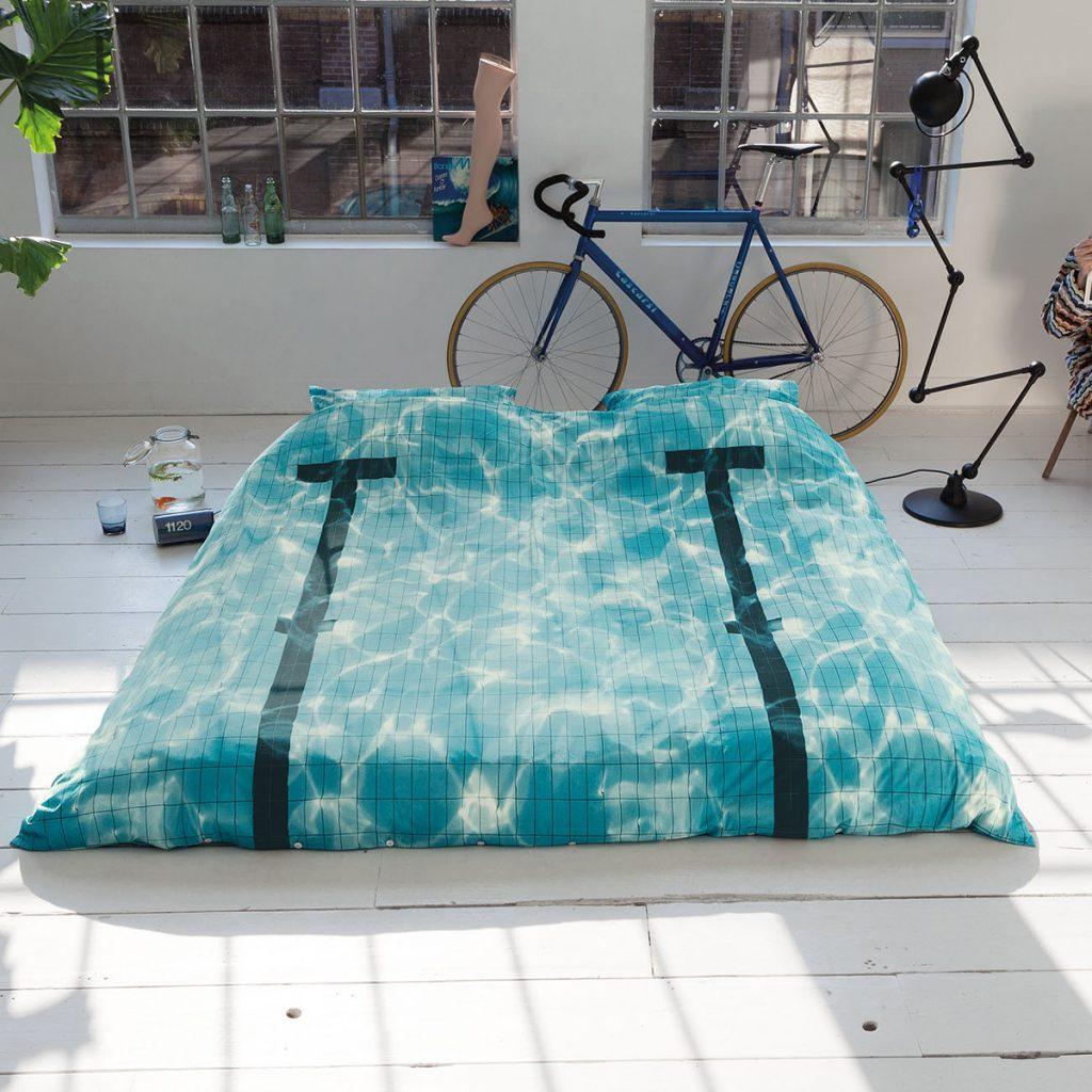 100% organic cotton pool bed linen, Pool Bettwäsche aus 100% Bio Baumwolle