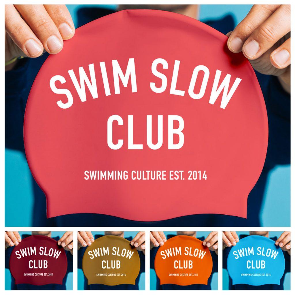 Swimcap different colors